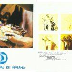 Catálogo de exposição do IV Salão Global de Inverno [1976]. Produzido pela Rede Globo/FUNARTE, Belo Horizonte, MG, Brasil